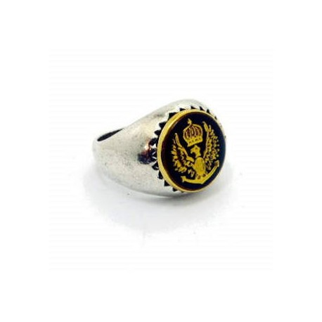 signet ring from XXL Hardwear