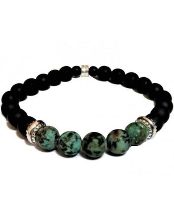 Bracelet coloré avec perles...