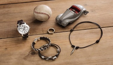Mens jewellery collection